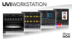 UVI [Freeware] UVI Workstation 2