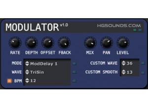 Homegrown Sounds Modulator