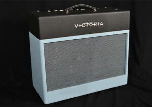 Victoria Amplifier Silver Sonic