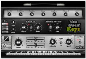 Neo-Soul Keys Electric Piano Suitcase Mark I