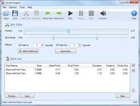 Sound Surgeon Key and Tempo Change Service