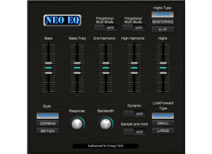 Sound Magic Neo EQ
