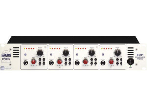 TL Audio 5001 4-Channel Tube Mic Preamp