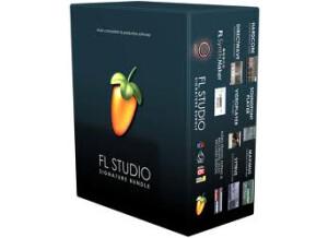 Image Line FL Studio 10 Signature Bundle