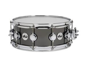 DW Drums Black Nickel over Brass