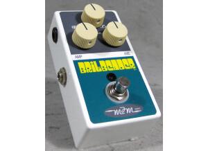 MJM Guitar FX Brit Bender 3 knob