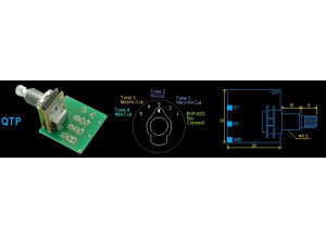 Artec QTP  5-way Band Filter