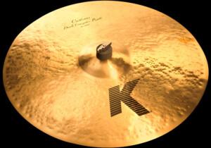 "Zildjian K Custom Dark Complex Ride 21"""