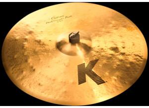 "Zildjian K Custom Dark Complex Ride 22"""