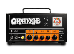 Orange #4 Jim Root Terror Head