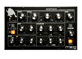 Moog Minitaur Revolution 2