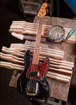 Fender Custom Shop 2012 '61 Closet Classic Jazz Bass