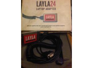 Echo LAYLA24 Laptop adapter