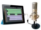 [NAMM] Editors Keys SL150 iPad Mic