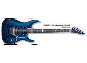 ESP Horizon FR-II w/Duncans