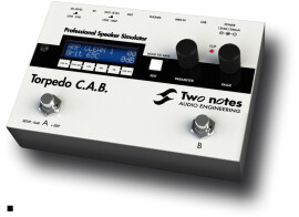Two Notes Audio Engineering Torpedo C.A.B. (Cabinets in A Box)