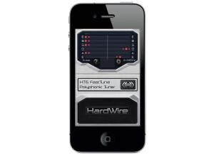 HardWire Pedals HT6 FastTune Tuner App