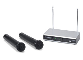 [NAMM] Samson Stage 266 Wireless Sytem