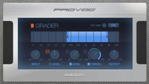 Mildon Studios Provoc Grader