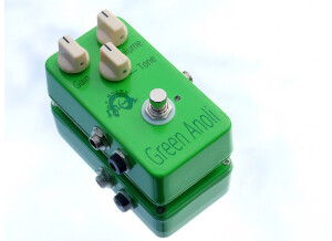 Le Gecko Electrique Green Anoli