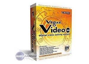 Sonic Foundry Vegas Video 3.0