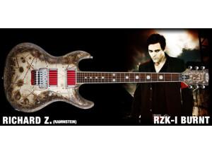 ESP RZK-1 Burnt