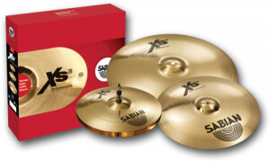 Sabian Xs20 Performance Set