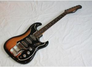 Burns Guitars Jazz Split Sound