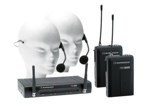 Audiophony Pack Double Head