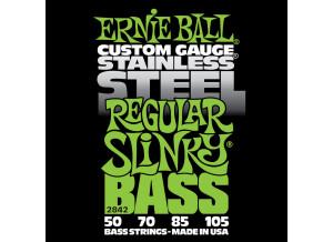 Ernie Ball Stainless Steel Electric Slinky