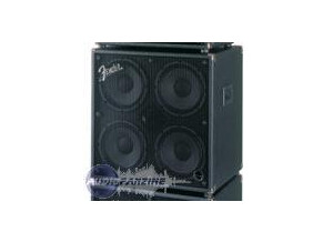 Fender Bassman 410H Cabinet