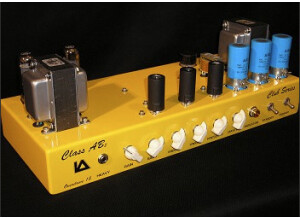 Industrial Amps Overdrive 15 Head