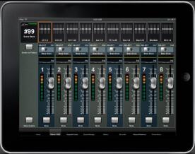 Behringer X32 iPad App
