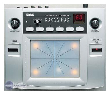 Korg Kaoss Pad