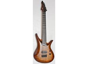 VIK Guitars Duality 7