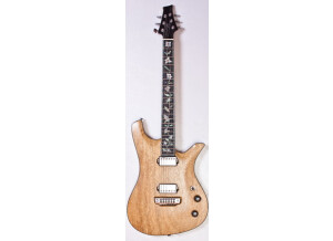 VIK Guitars Caprice S Korina