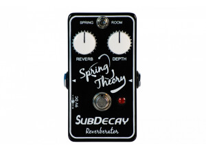 Subdecay Studios Spring Theory