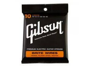 Gibson Brite Wires Electric Strings Set