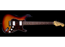 Fender Hot Rodded American Big Apple Stratocaster