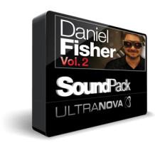 Novation Daniel Fisher UltraNova Soundpack (Vol. 2)