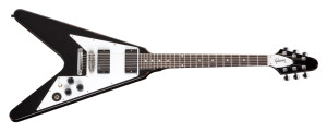 Gibson Kirk Hammett Flying V