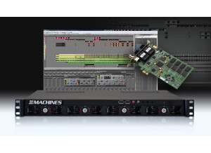 SSL Live-Recorder MX4