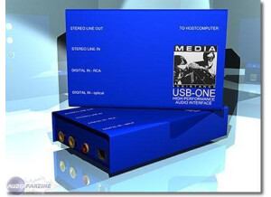Media Assistance USB-ONE