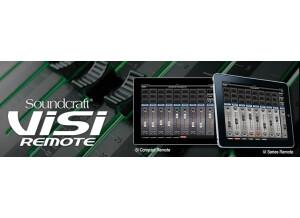 Soundcraft ViSi Remote