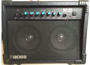 Boss MG-80 Guitar Amplifier