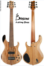 Basone Guitars  6-String Bass