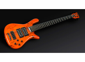 Warwick Custom Shop Streamer Stage II