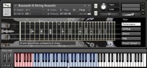 Impact Soundworks Bouzouki 8-string Acoustic
