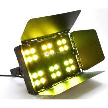 Lightmaxx Platinum STAGE COLOR 24 24x3W Tri-LED, Wash