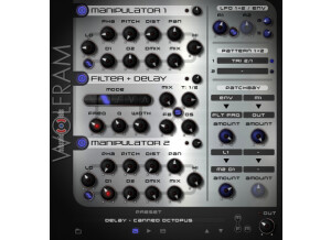 Subsonic Labs Wolfram